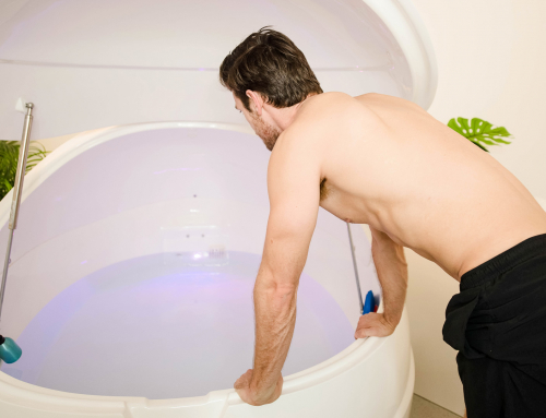 How Float Therapy Can Aid In Easing PTSD And Anxiety
