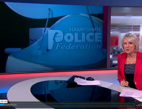 BBC News – Floatation Therapy Helping Police & Mental Health
