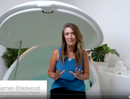 VIDEO 2: First Time Float Session with Carmen at Salt Float Studio