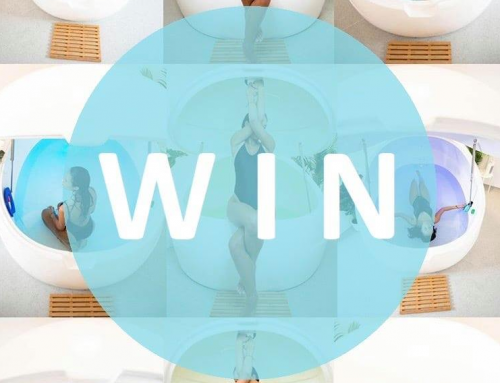 WIN with SALT FLOAT STUDIO!  We're turning 3 years old!