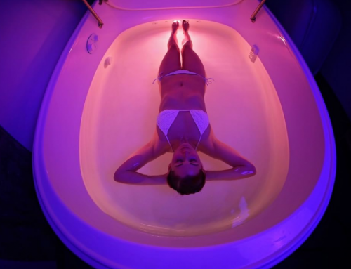 Women's Health: 'I Tried Float Therapy And Forgot What It Felt Like To Be Stressed Out'